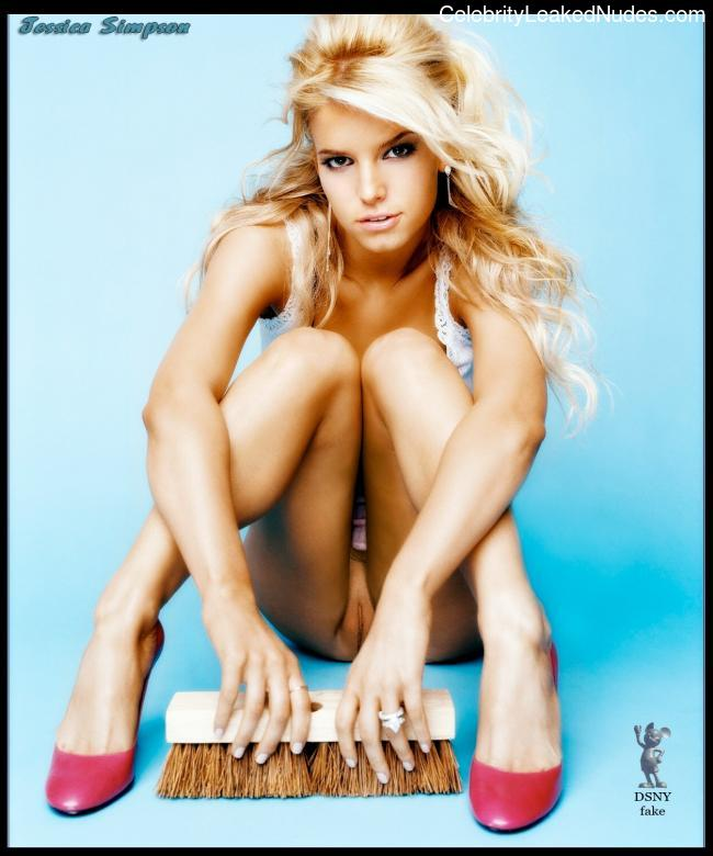 Naked celebrity picture Jessica Simpson 19 pic