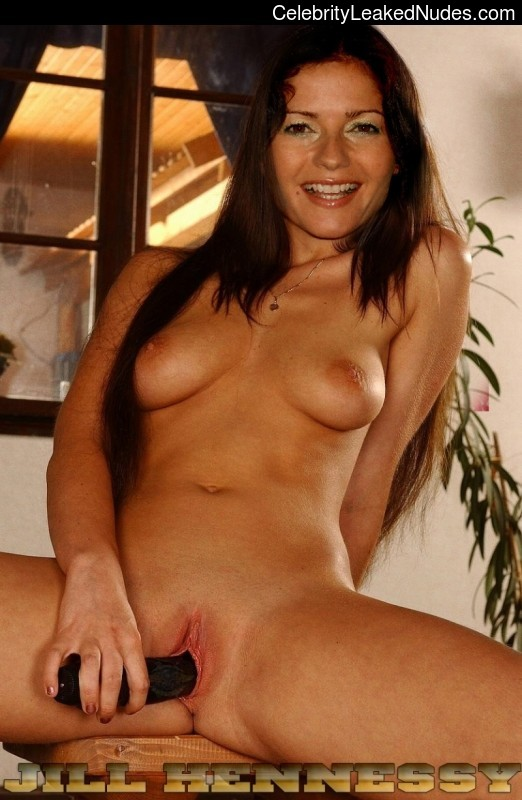 Jill hennessy nude