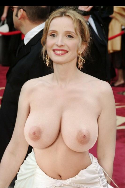 Julie Delpy celebrity naked