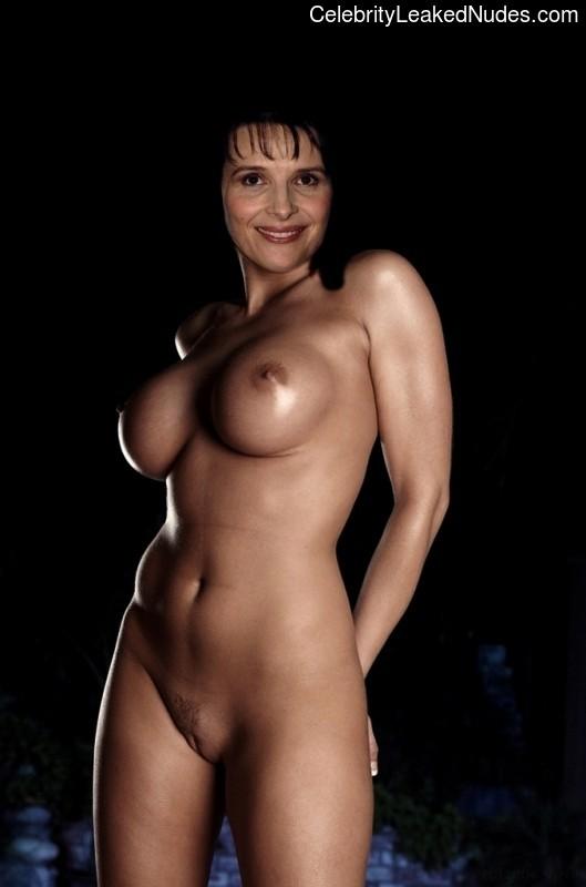 naked Juliette Binoche 5 pic