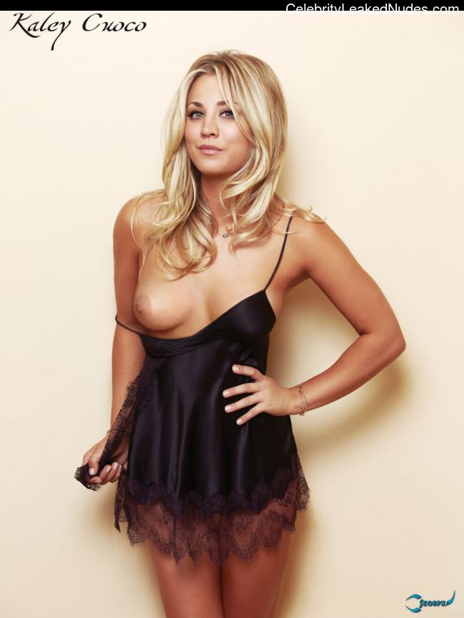 Kaley Cuoco celebrity naked