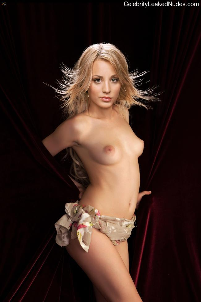 Celebrity Nude Pic Kaley Cuoco 21 pic