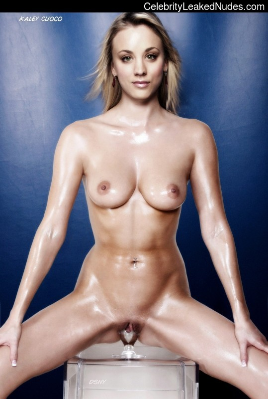 Kaley Cuoco celebrity nudes