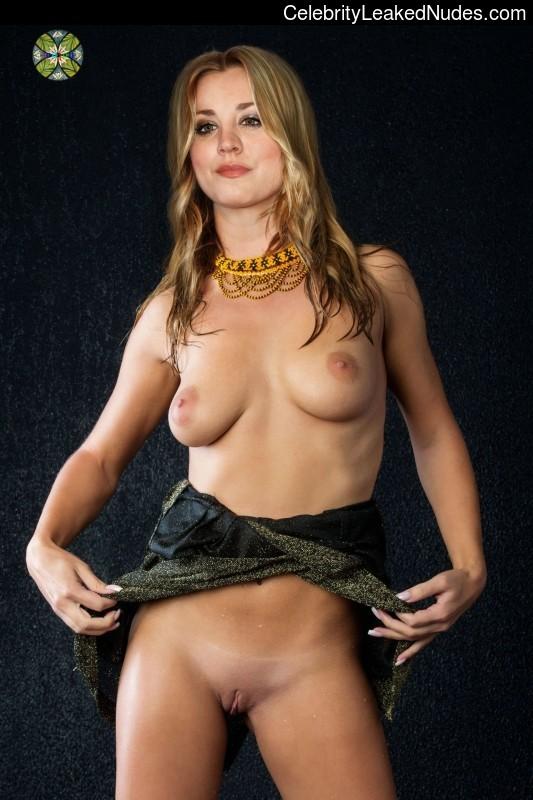 Free Nude Celeb Kaley Cuoco 17 pic