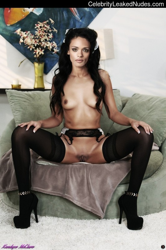 Naked Celebrity Pic Kandyse McClure 1 pic