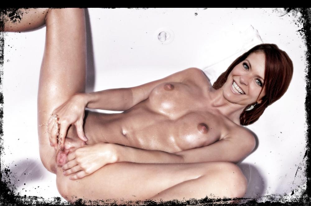 fake nude celebs Karen Damen 2 pic