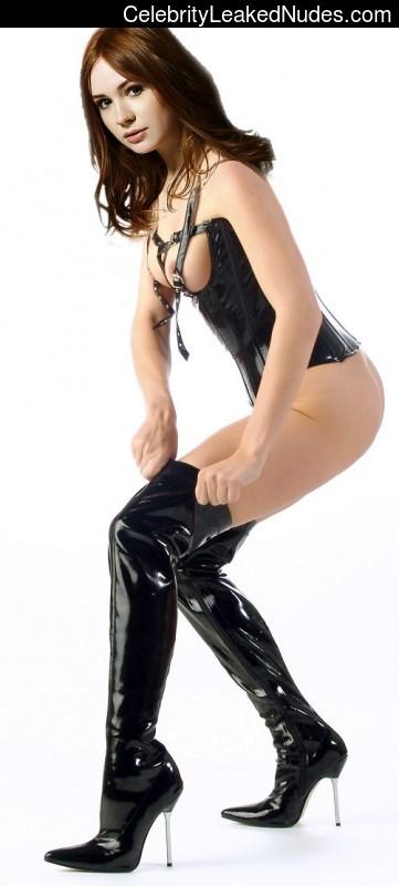 Real Celebrity Nude Karen Gillan 29 pic