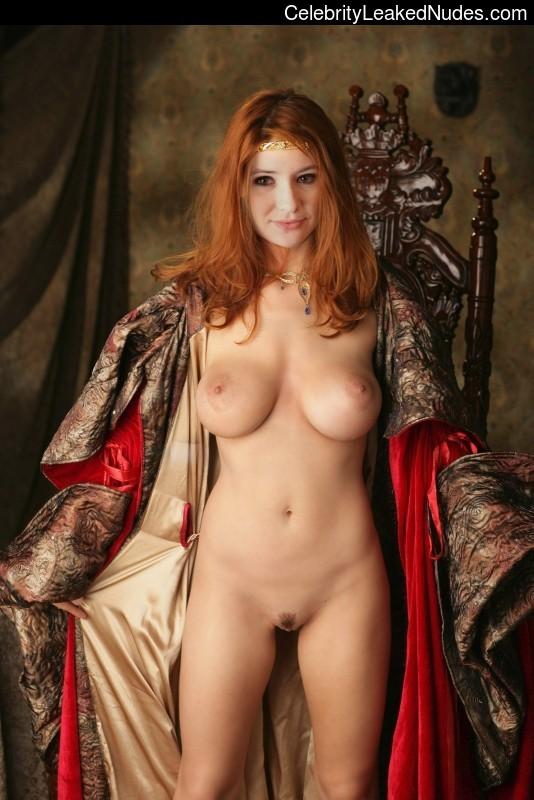 Celebrity Leaked Nude Photo Karen Gillan 7 pic
