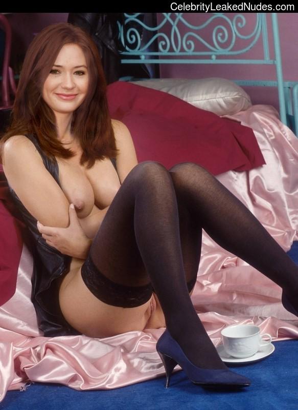 Free Nude Celeb Karen Gillan 2 pic