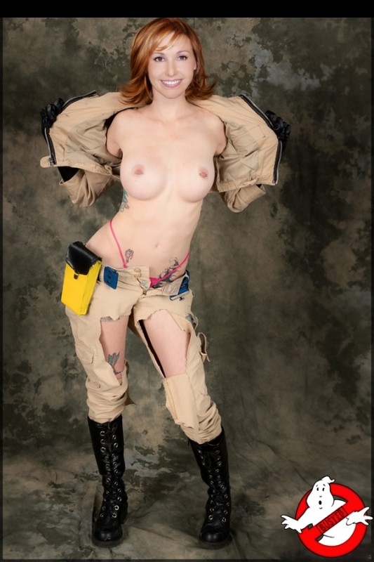 Kari Byron naked celebrities