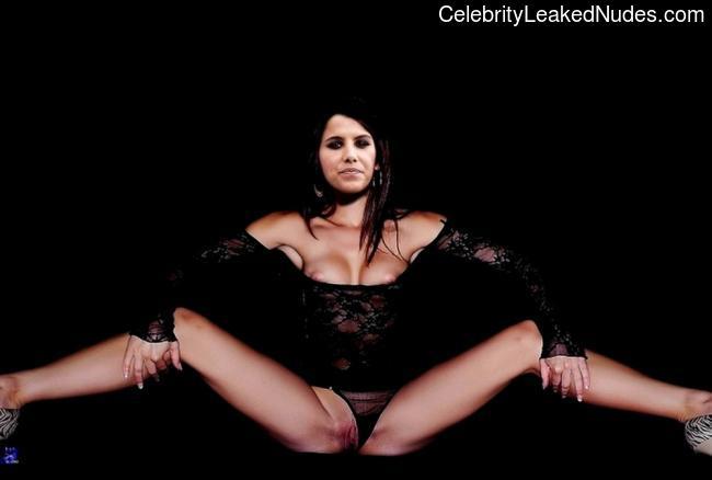 Celebrity Leaked Nude Photo Karine Ferri 4 pic