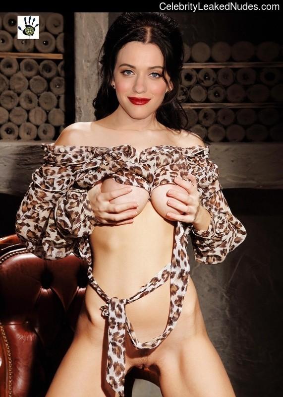 fake nude celebs Kat Dennings 28 pic
