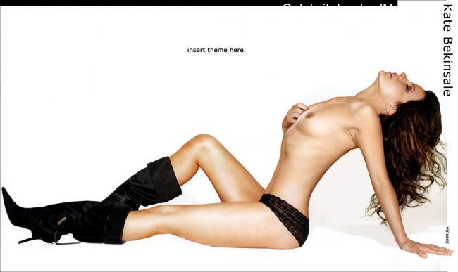 Celebrity Nude Pic Kate Beckinsale 19 pic