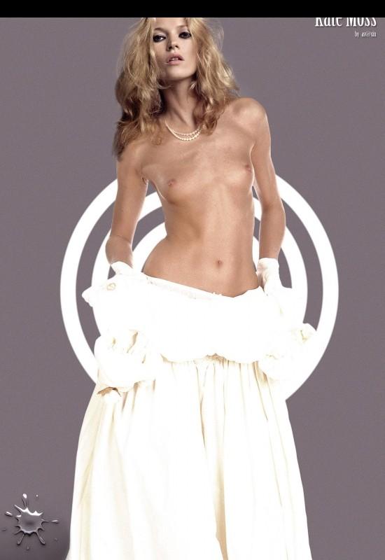 Free Nude Celeb Kate Moss 1 pic
