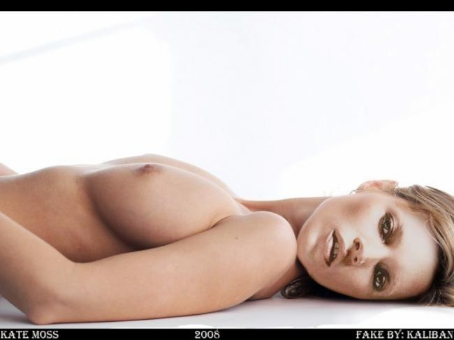 fake nude celebs Kate Moss 2 pic