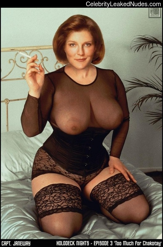 Consider, Kate mulgrew nude speaking, advise