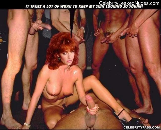 celeb nude Katey Sagal 4 pic