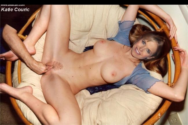 Best Celebrity Nude Katie Couric 3 pic