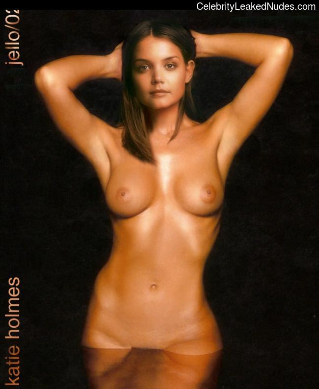 Naked Celebrity Katie Holmes 12 pic