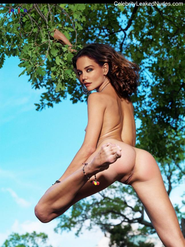 fake nude celebs Katie Holmes 6 pic