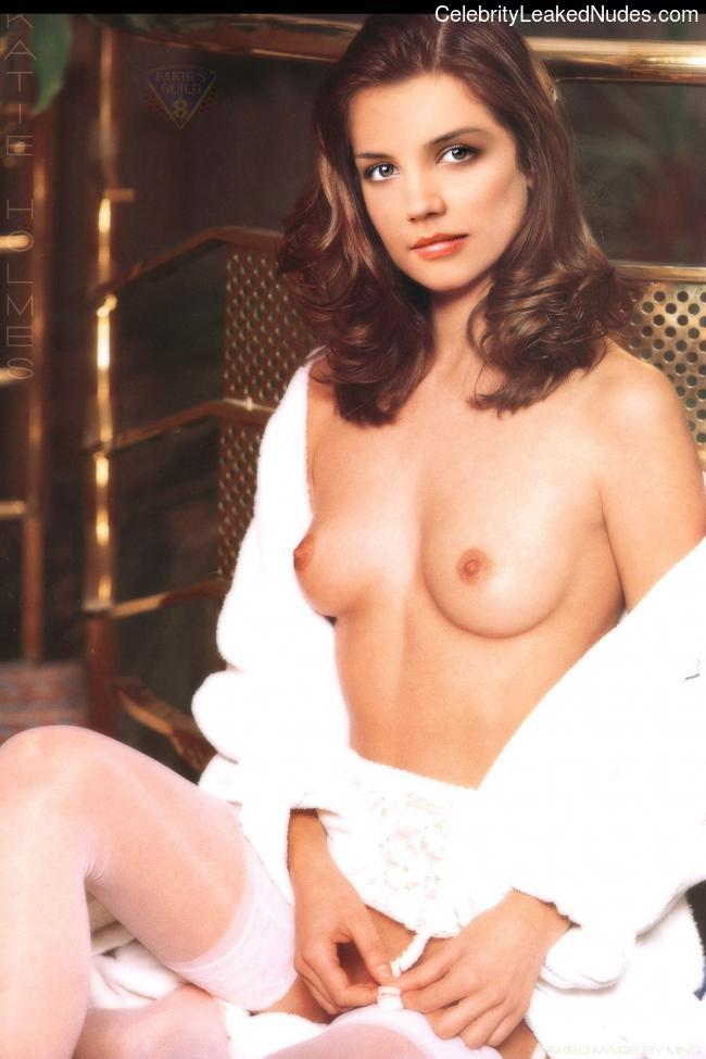 Celebrity Naked Katie Holmes 9 pic