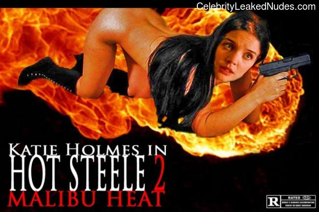 Real Celebrity Nude Katie Holmes 11 pic