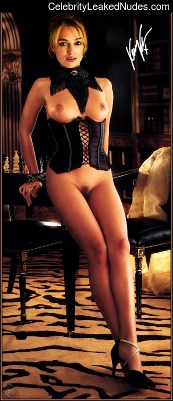 Naked Celebrity Keira Knightley 1 pic
