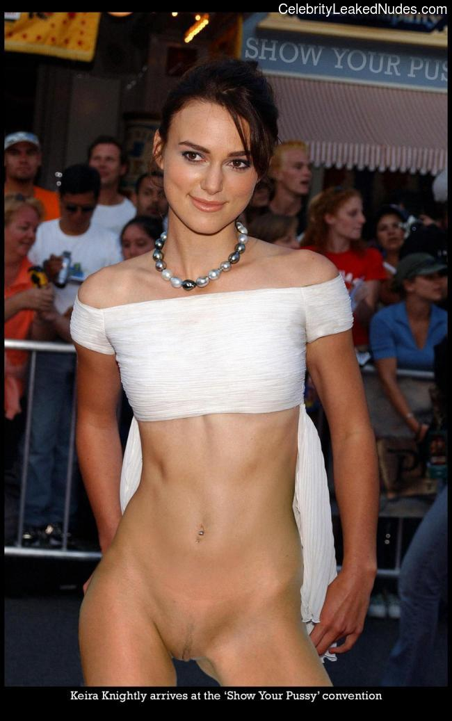 Naked Celebrity Keira Knightley 18 pic