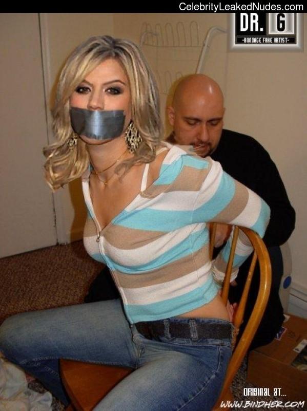 Christina carter zip tie bondage 2