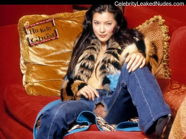 Kelly Hu nude celebrity