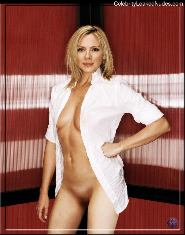 Nude pics of kim cattrall