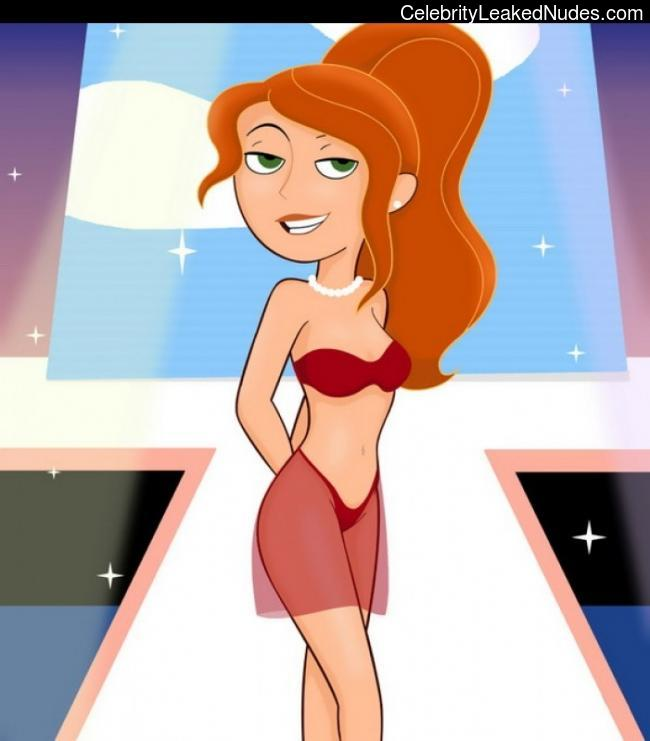 Kim Possible celebrities naked