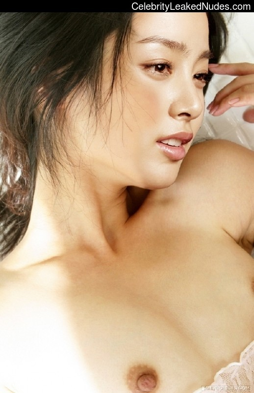 Celebrity Leaked Nude Photo Kim Tae Hee 10 pic