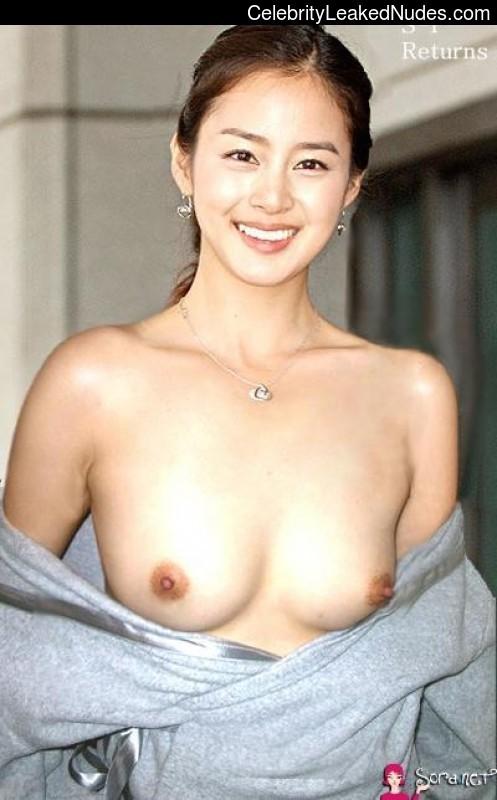 Celebrity Naked Kim Tae Hee 30 pic
