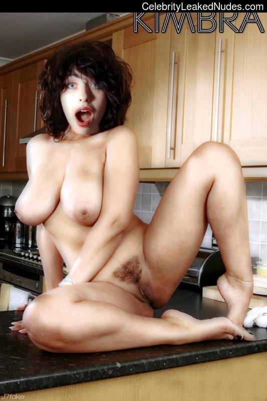 Celeb Naked Kimbra 3 pic