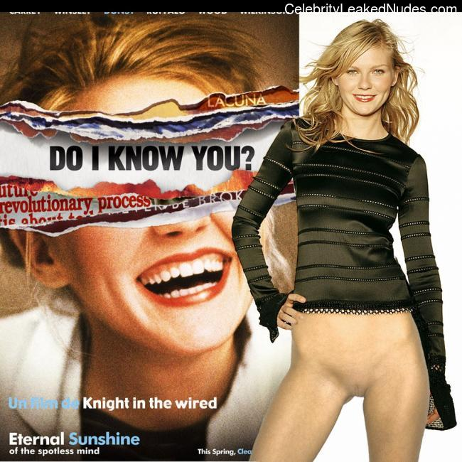 Famous Nude Kirsten Dunst 26 pic