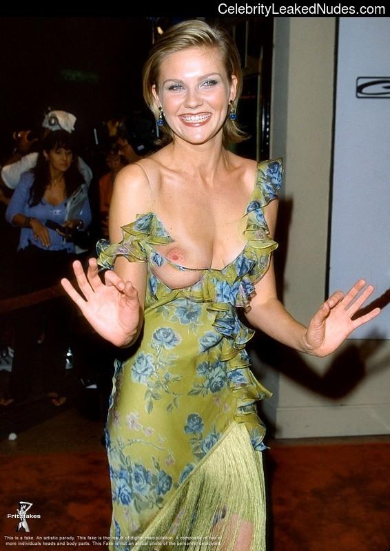 Newest Celebrity Nude Kirsten Dunst 6 pic