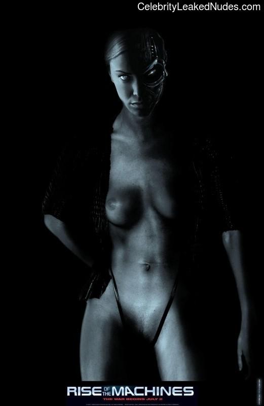 fake nude celebs Kristanna Loken 24 pic