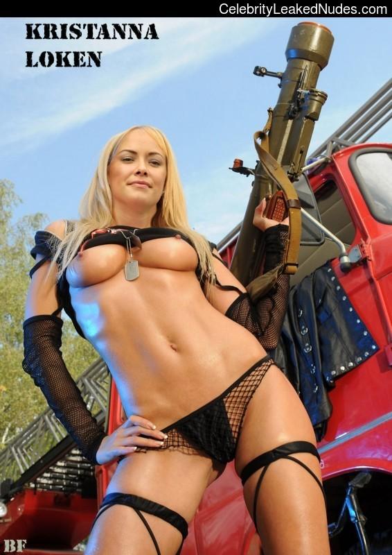 Best Celebrity Nude Kristanna Loken 9 pic