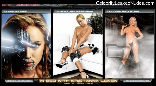 Kristanna Loken naked celebrities