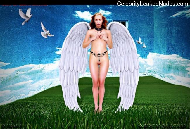 Celebrity Nude Pic Kristanna Loken 4 pic