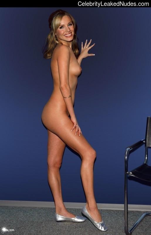 Celeb Naked Kristen Bell 14 pic