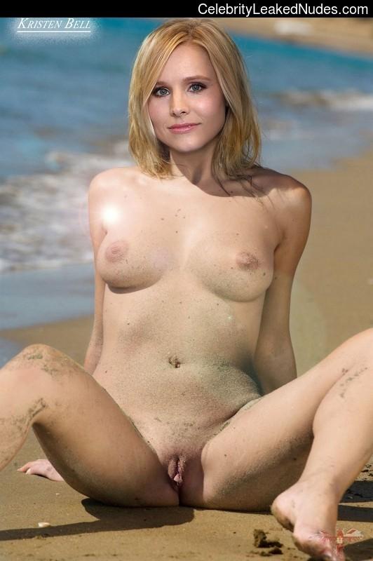 Naked Celebrity Kristen Bell 24 pic