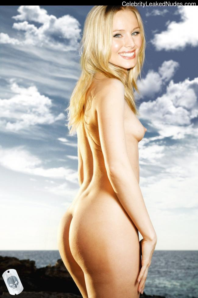 Nude Celebrity Picture Kristen Bell 12 pic