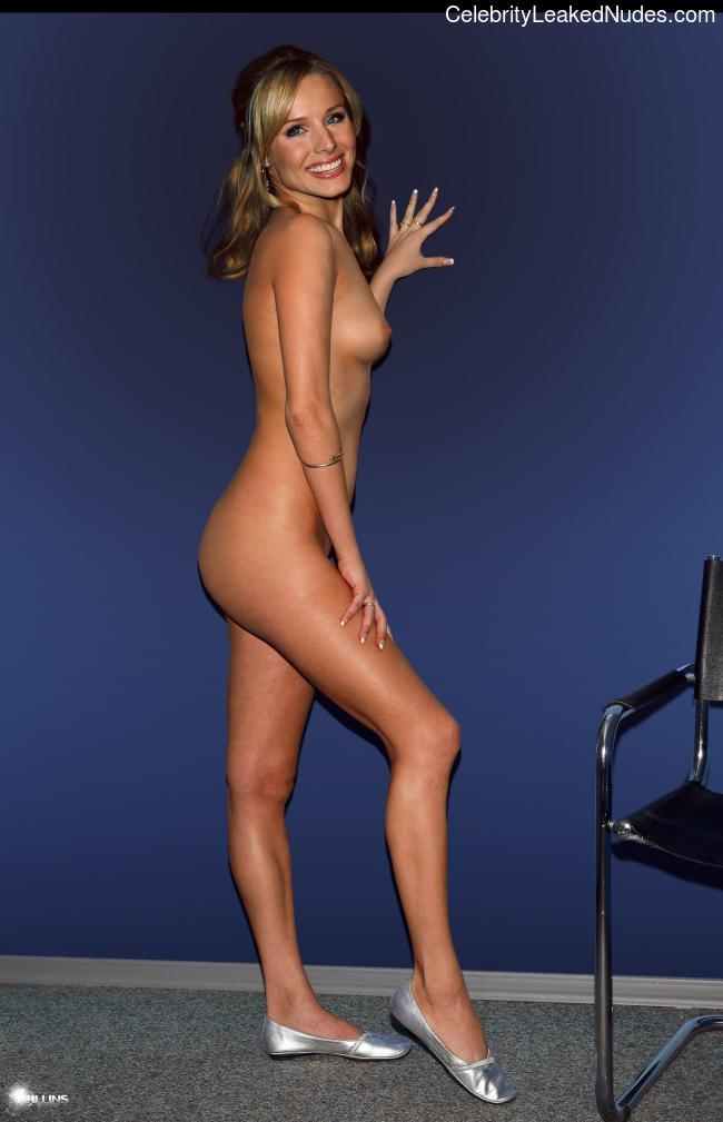 Free nude Celebrity Kristen Bell 22 pic