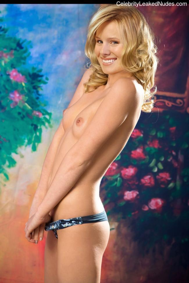 Naked celebrity picture Kristen Bell 24 pic