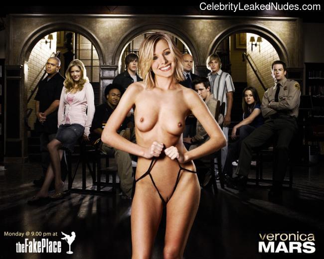 Free nude Celebrity Kristen Bell 5 pic