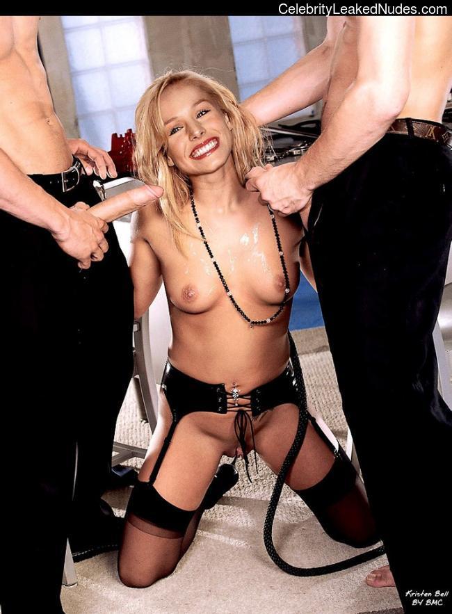 Best Celebrity Nude Kristen Bell 10 pic