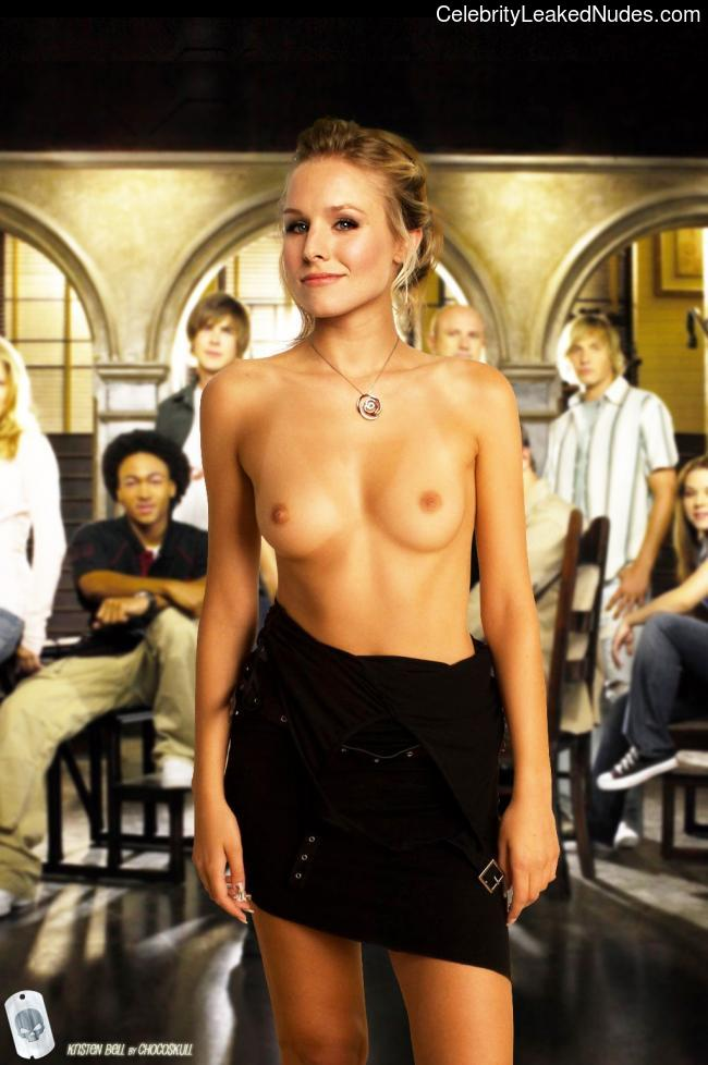 Newest Celebrity Nude Kristen Bell 22 pic