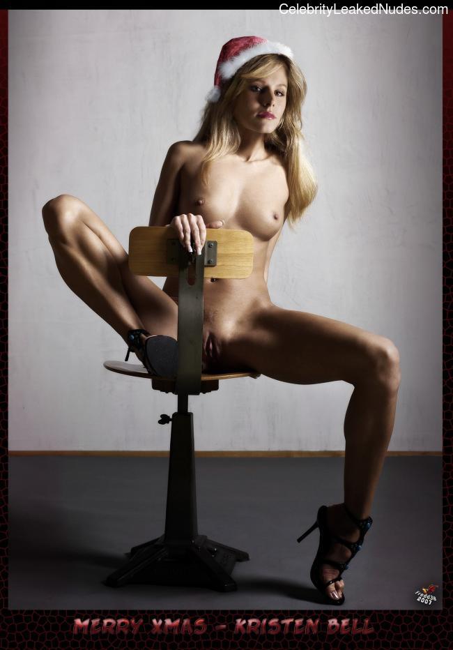 Naked Celebrity Pic Kristen Bell 3 pic